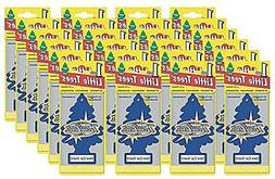 Little-Trees New Car Scent Tree Air Freshener- 24 Pack Whole