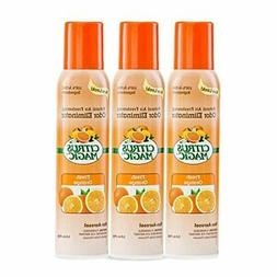 Citrus Magic 3-Pack Natural Odor Eliminating Air Freshener S