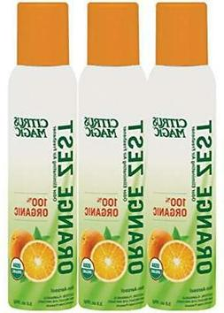 Citrus Magic Organic Odor Eliminating Air Freshener Spray, P