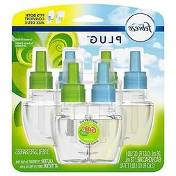 plug in air freshener scented oil refill