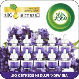 Air Wick Plug in Scented Oil Refills, Lavender and Chamomile