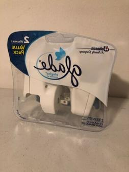 Glade Plugin Electric Warmers 2 Pack - Brand New Sealed C3