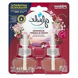 plugins refills air freshener scented and blooming