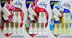 Glade Plugins Scented Oil Blue Odyssey Radiant Berries or Pe