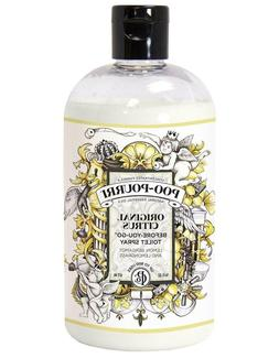 Poo-Pourri Original Citrus 16 oz Refill Bottle 800 Flushes B