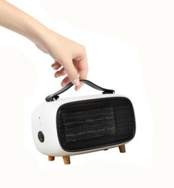 Portable Space Heater 600W Ceramic Electric Heater For the H