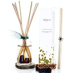 LOVSPA Most Gifted! Cinnamon Pinecones Reed Diffuser Gift Se