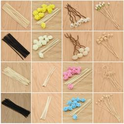 Rattan Reed Diffuser Replacement Refill Sticks Air Freshener
