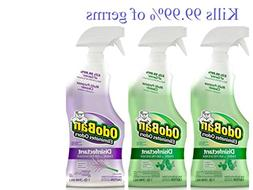 OdoBan Ready-to-Use Disinfectant Fabric and Air Freshener