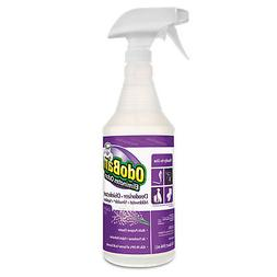 OdoBan RTU Odor Eliminator Lavender Scent 32oz Spray Bottle