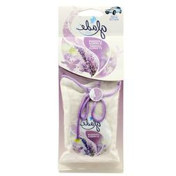 Glade Sachet Hanging Car and Home Air Freshener Lavender Van