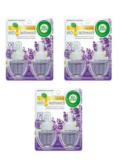 Air Wick Scented Oil 2 Refills, Lavender & Chamomile, , Air