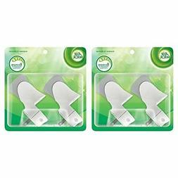 Air Wick Scented Oil Air Freshener Warmer 2 Count Pack of 2