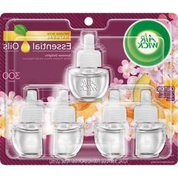 Air Wick Scented Oil Refills, Summer Delights, Air Freshener