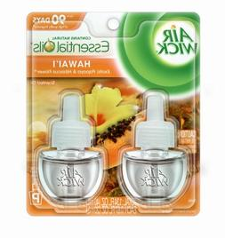 Scented Oil Twin Refill, Hawaiian Tropical Sunset, .67oz Bot