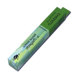 Shoyeido The Jewel Series Incense Sticks, Emerald- Awareness