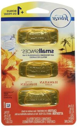 Febreze Small Spaces Air Freshener Refills Recharges. Hawaii