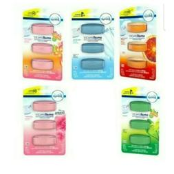 Febreze Small Spaces Air Freshener Refills VARIETY -  SET OF