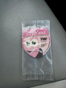 Soapy Joe's Car Bathroom Air Freshener, new.