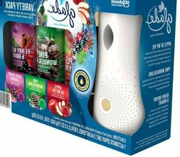 Spray Air Wick Freshmatic 1 Holder+3 Refills Holiday Variety
