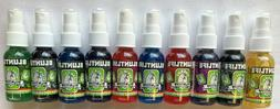 Blunt Life Spray for Car,Home,Office 1 Of Each Fragrance 10