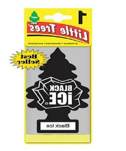 Little Trees Black Ice Tree Air Freshener Home/Car Scent 12-