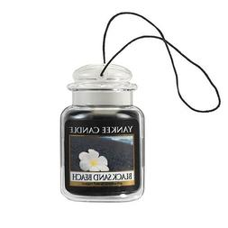 Yankee Candle Ultimate Car Jar BLACK SAND BEACH Hanging Air