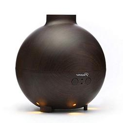 600ml Ultrasonic Oil Diffuser High Capacity Globe Therapy Ai