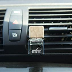 Kindred Aroma Natural Wood Car Essential Oil Diffuser + 10ml